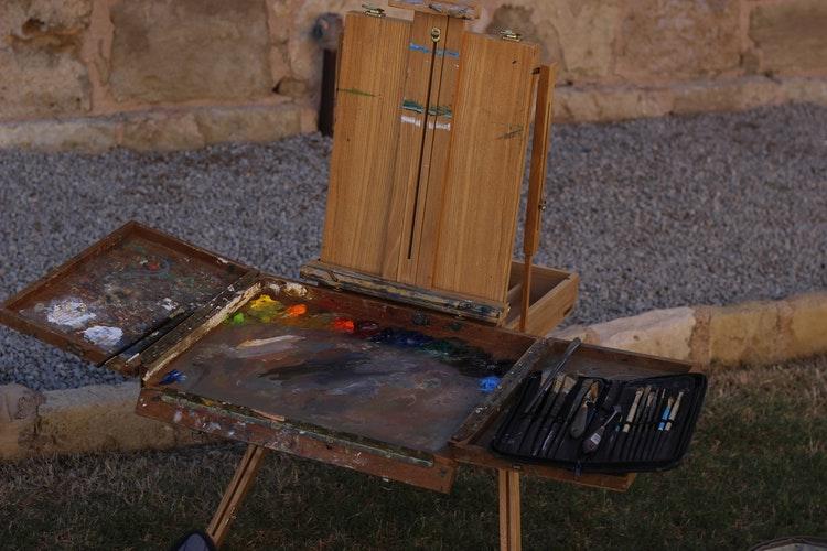 Naučte se malovat - jak na malování venku