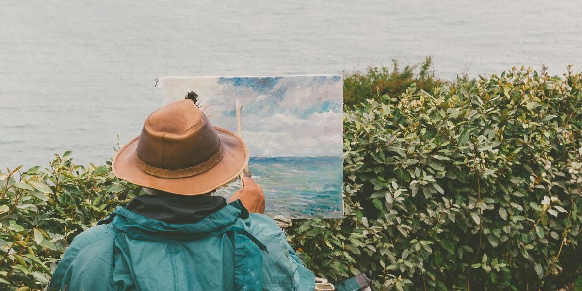 Jak na malování venku