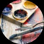 Naučte se malovat - Workshopy - Jednodenní výtvarné kurzy