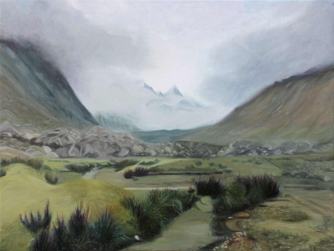 Naučte se malovat - Himalaya