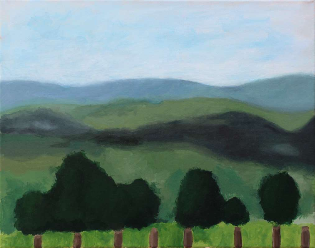 Naučte se malovat - Šumava 2