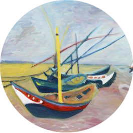 Naučte se malovat - Obraz na zakázku