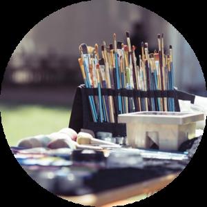 Naučte se malovat - Zkušební lekce