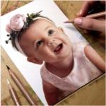 Naučte se malovat - Kreslení pastelkami 4