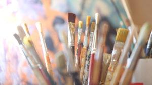 Naučte se malovat - Teambuilding - Malování společného obrazu