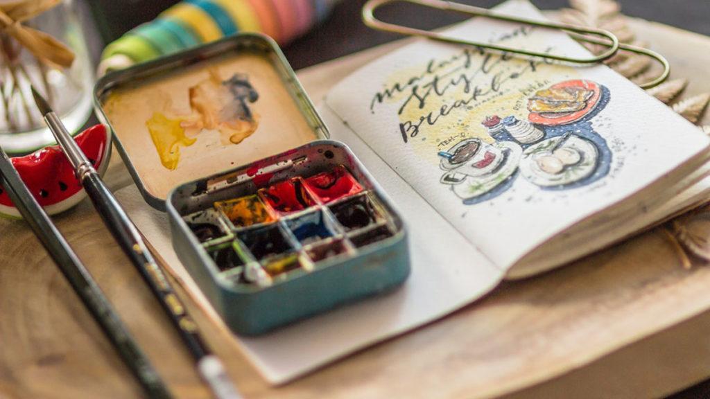 Naučte se malovat - Vzdělávání zaměstnanců - Teorie míchání barev