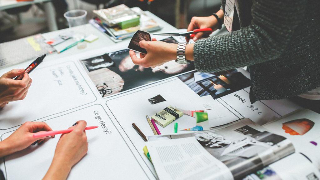 Naučte se malovat - Vzdělávání zaměstnanců - Myšlenkové mapy