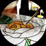 Naučte se malovat - Malování na sklo