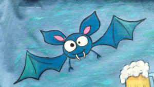 Naučte se malovat - Malování na trička