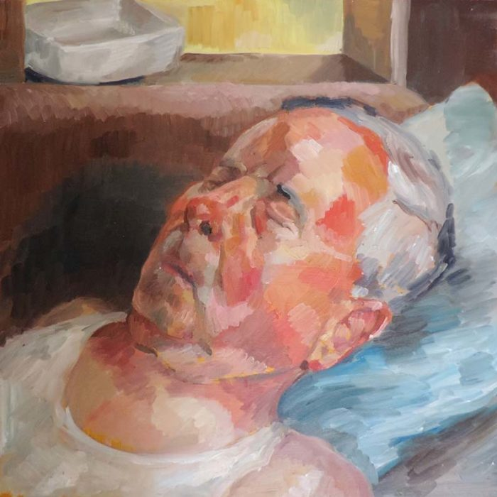 Naučte se malovat David Čumalo 4