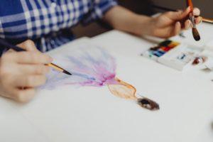 Naučte se malovat - Letní příměstský tábor pro děti