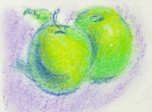 Nauctesemalovat Jak kreslit pastelem3