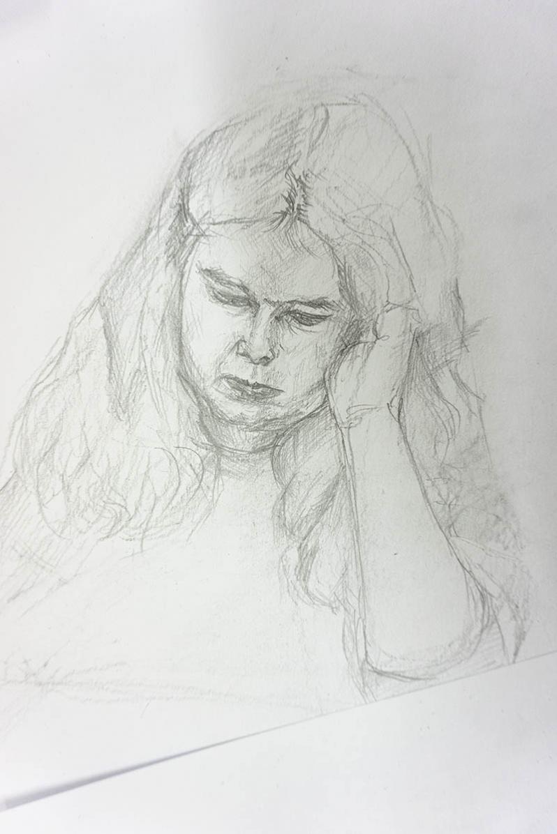 Nauctesemalovat Jak nakreslit portret (5)