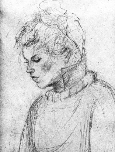 Nauctesemalovat Kresba uhlem (4)