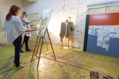 Naučte se malovat - Příprava na talentovky Filip (3)