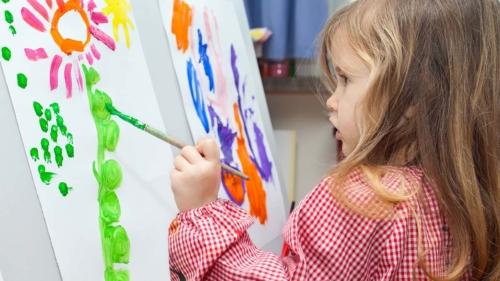 Nauctesemalovat Malovani na platno