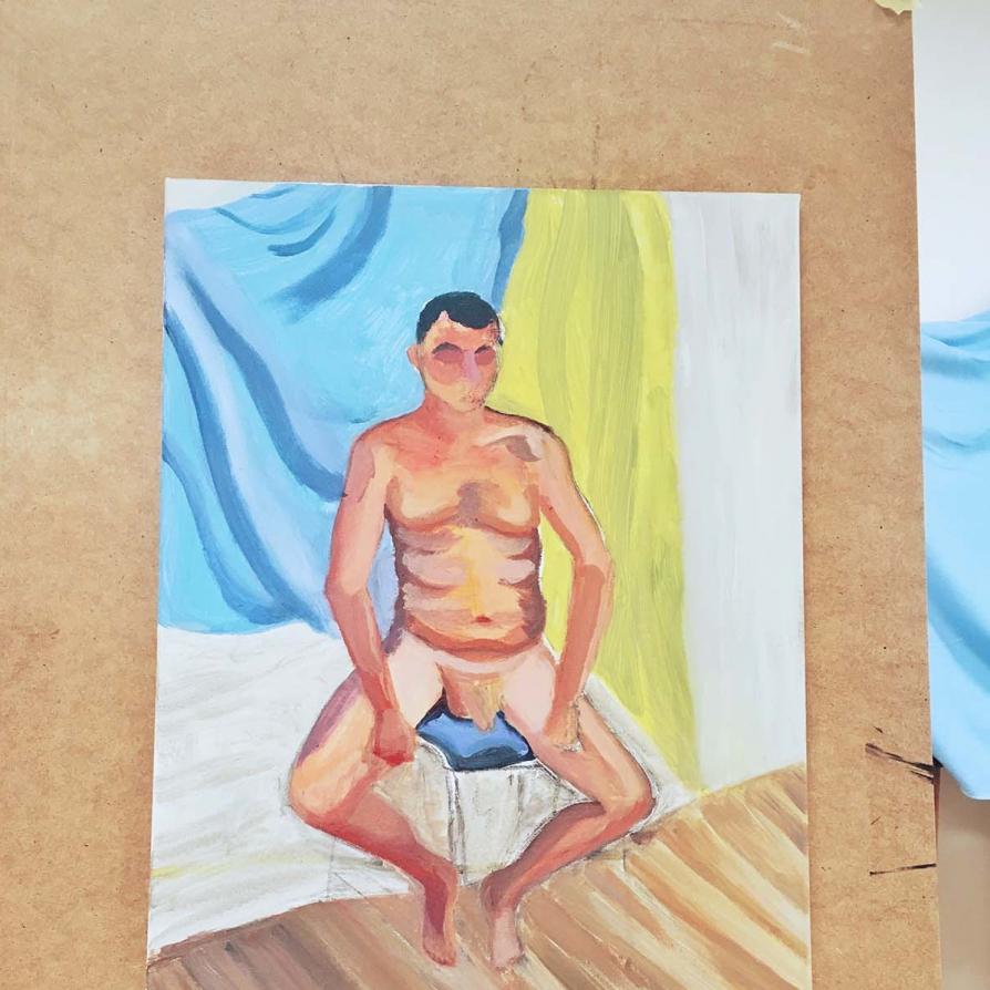 Nauctesemalovat Portret Figura 2