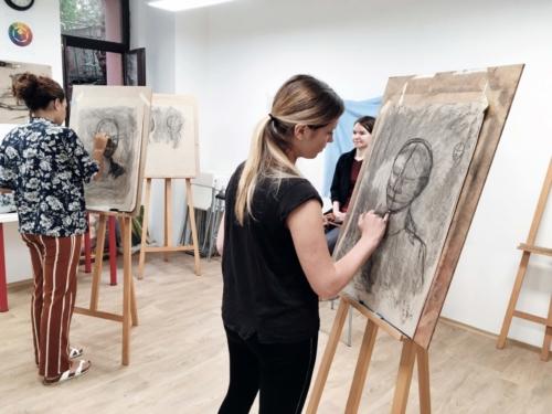 Pronajem atelieru Praha Zizkov (4)